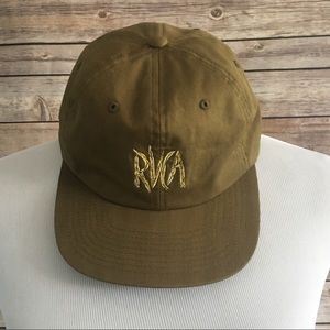 *RVCA Local Time Snapback Hat*